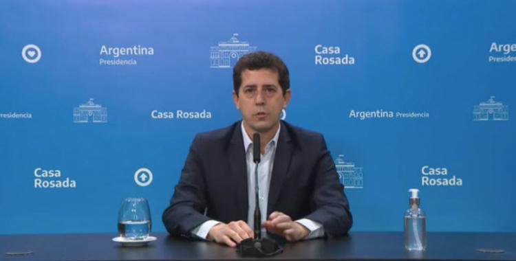 VIDEO Wado De Pedro destacó las medidas sanitarias y pidió a la ciudadanía ir a votar con tranquilidad | El Diario 24