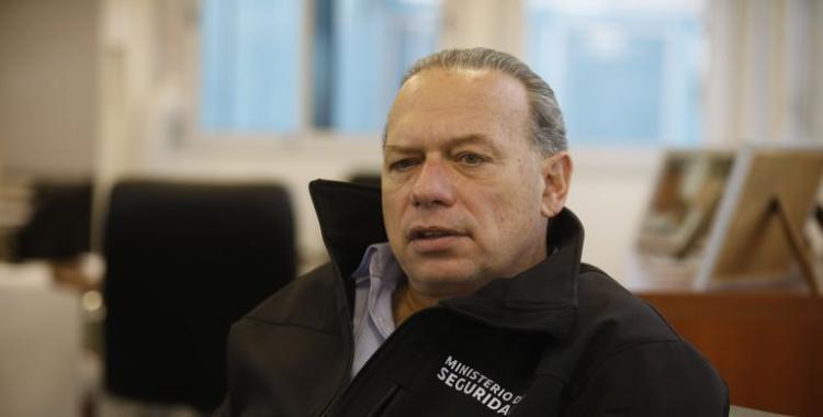 Sergio Berni lideró un operativo antinarco en Rosario y fue lapidario con Frederic y Patricia Bullrich | El Diario 24