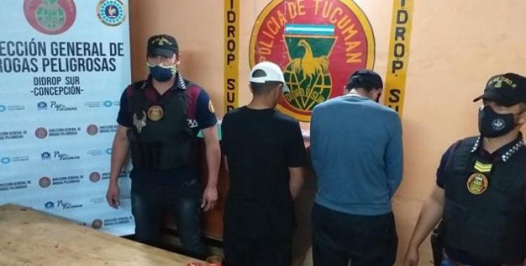En una semana detuvieron a 18 personas involucradas con la venta de droga   El Diario 24