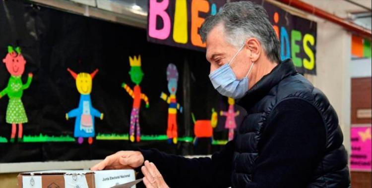 Mauricio Macri: Se empieza a definir qué tipo de país y en qué modelo de sociedad vamos a vivir   El Diario 24