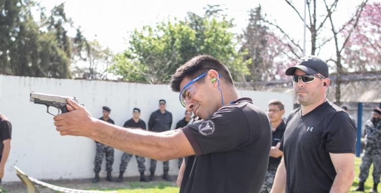 Yerba Buena: La GUM inició una capacitación en uso de armas de fuego | El Diario 24