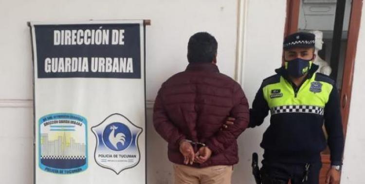 Capturan a un prófugo por homicidio en pleno microcentro tucumano   El Diario 24