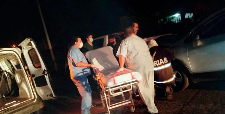 Un peatón intentó cruzar la calle y fue arrollado por una mujer que manejaba una 4x4 | El Diario 24