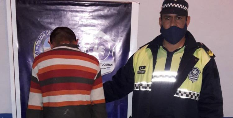 Golpeó a un no vidente para robarle en Yerba Buena | El Diario 24