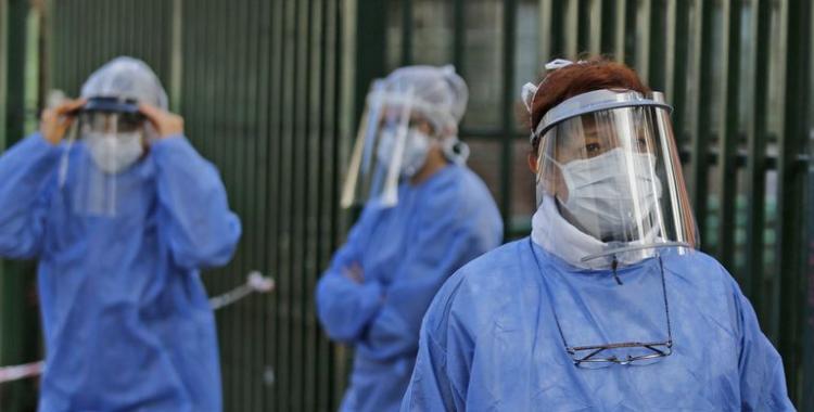 Coronavirus en el país: reportan 153 muertes y 2.510 contagios en las últimas 24 horas | El Diario 24