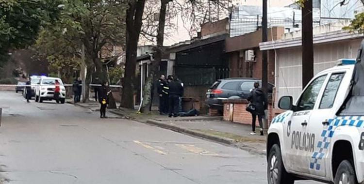 Un menor de 13 años quedó en medio de un enfrentamiento entre bandas y recibió un disparo   El Diario 24
