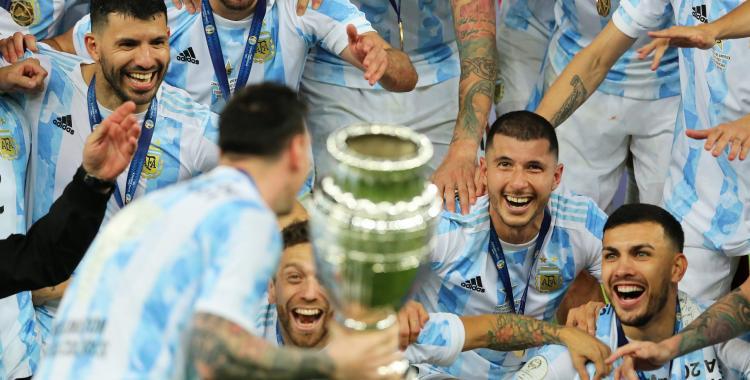 La FIFA dio a conocer su Ranking de Selecciones: Mirá en qué puesto quedó la Argentina | El Diario 24