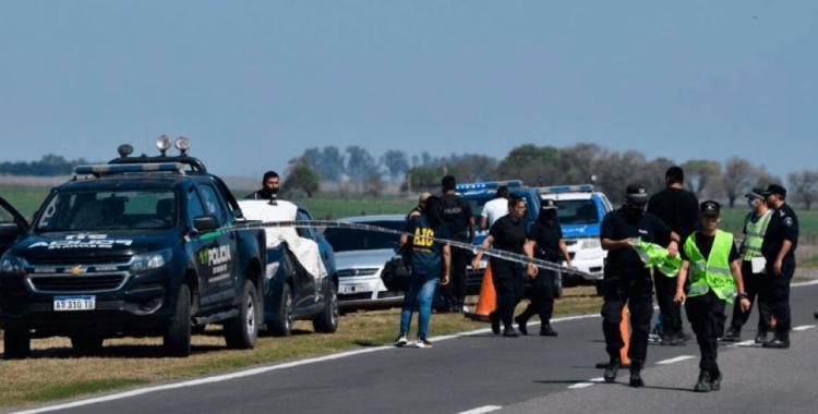 Brutal femicidio: Un policía vio a su ex con otro hombre en un auto, los persiguió y la asesinó | El Diario 24