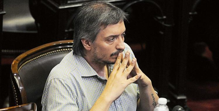 Máximo Kirchner rompió el silencio y aseguró que Cristina siempre ha sido a favor de las instituciones   El Diario 24