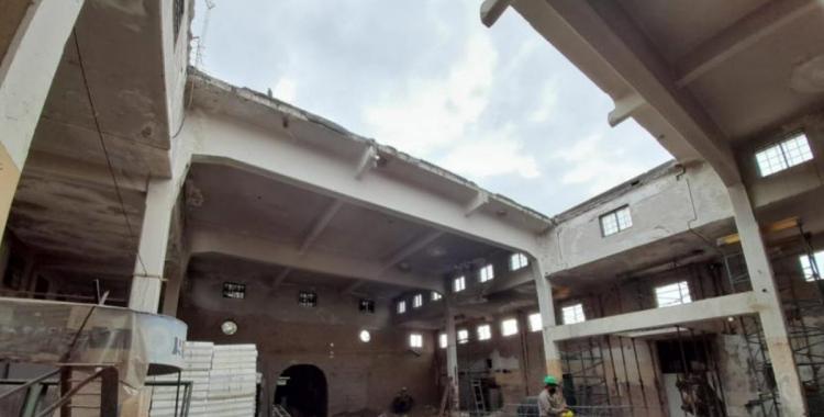 Tafí Viejo: La obra del Mercado Municipal muestra avances significativos | El Diario 24