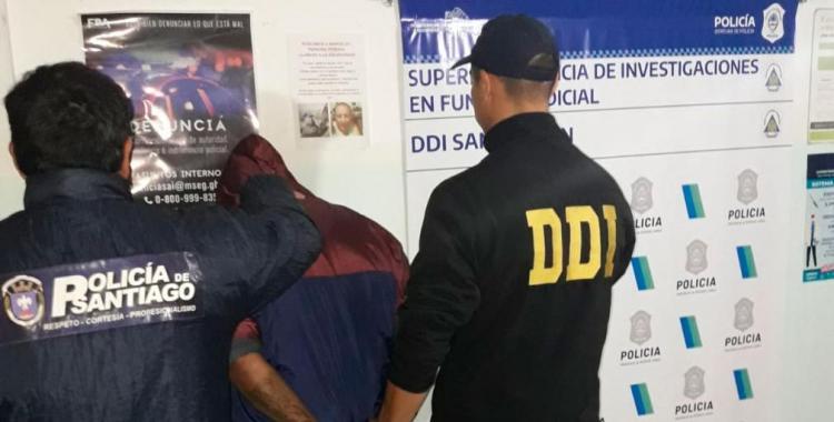 Capturan a un prófugo de la Justicia que había llegado hasta Buenos Aires para ocultarse | El Diario 24