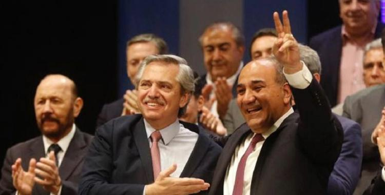 Hoy el Frente de Todos está unido y cohesionado, siguiendo las órdenes del presidente, dijo Juan Manzur | El Diario 24