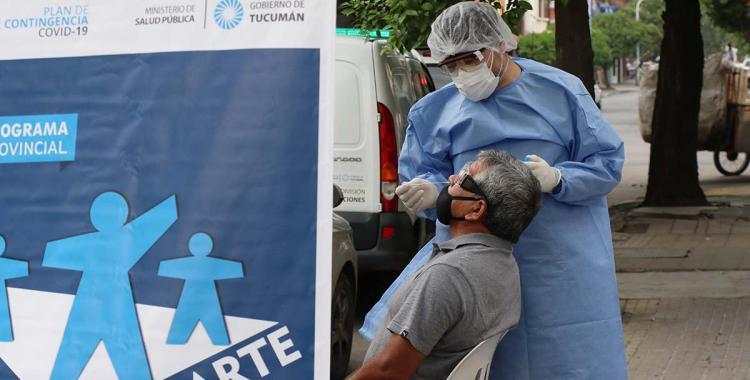 Cinco tucumanos murieron por coronavirus este miércoles   El Diario 24