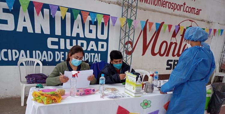 Sólo 2 muertos por Covid-19 en siete días: Los datos alentadores de la pandemia en Santiago del Estero | El Diario 24