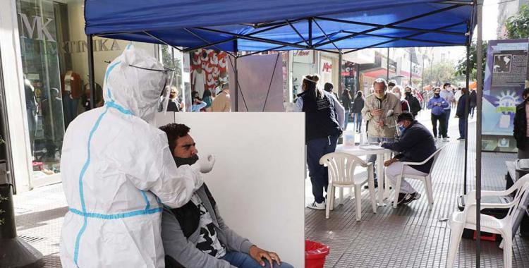 Tucumán lamenta 3 muertes por coronavirus y 105 casos este jueves   El Diario 24