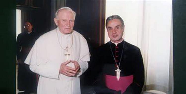 Un recuerdo para un buen obispo muerto en un accidente   El Diario 24