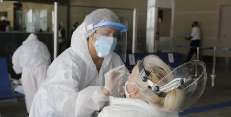 COVID-19 en Argentina: reportan otras 57 muertes y 1.849 nuevos contagios en las últimas 24 horas   El Diario 24