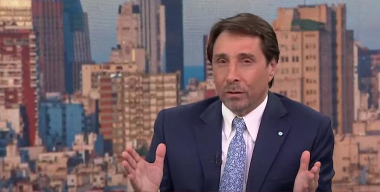 VIDEO El descargo de Eduardo Feinmann tras el fallo a su favor en la demanda que le inició Cristina Kirchner   El Diario 24