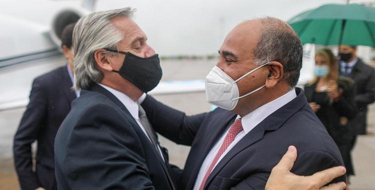 Juan Manzur a cargo de la coordinación nacional de la camapaña para revertir la derrota en las PASO | El Diario 24