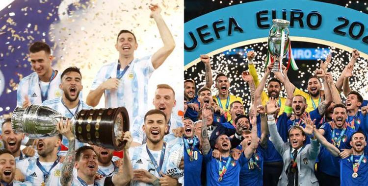 La Selección Argentina enfrentará a Italia por la copa de campeones continentales | El Diario 24