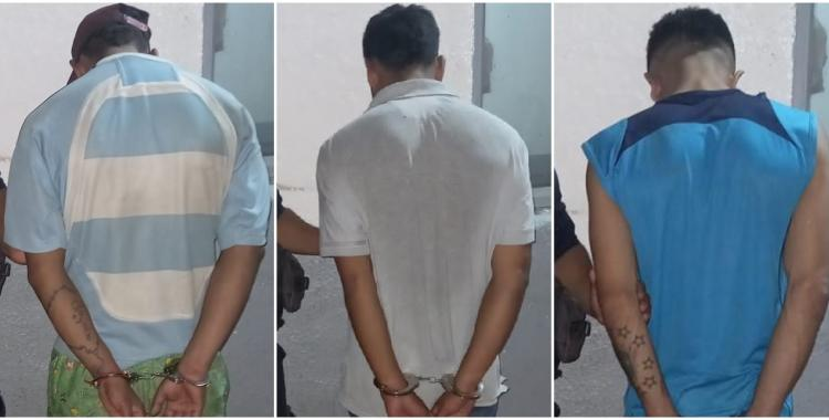 Persecución y captura en Yerba Buena: caen tres delincuentes con frondoso prontuario   El Diario 24