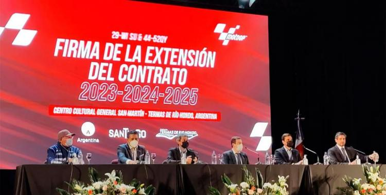 Hay MotoGP para rato en Las Termas: Extienden el contrato para el Gran Premio de Argentina hasta 2025   El Diario 24