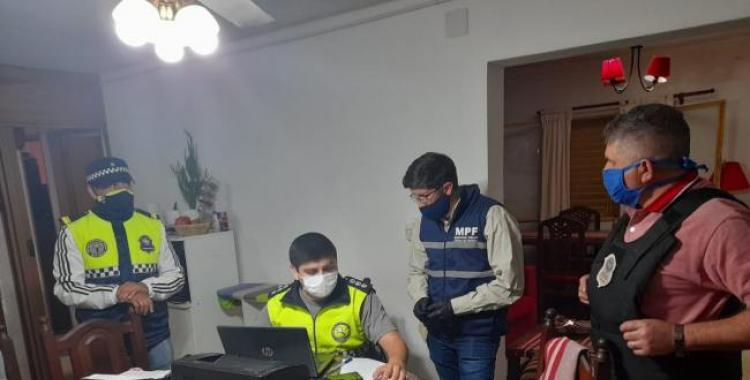 Allanamiento en Monteros en búsqueda del prófugo Roberto Rejas | El Diario 24