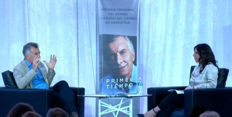 Mauricio Macri presentó su libro en Miami y dijo que Cristina vive una realidad paralela   El Diario 24