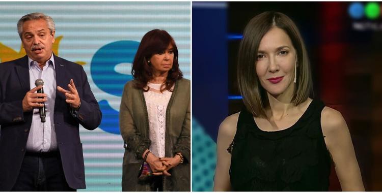 Cristina Pérez y un fuerte editorial contra Alberto Fernández y Cristina Kirchner   El Diario 24