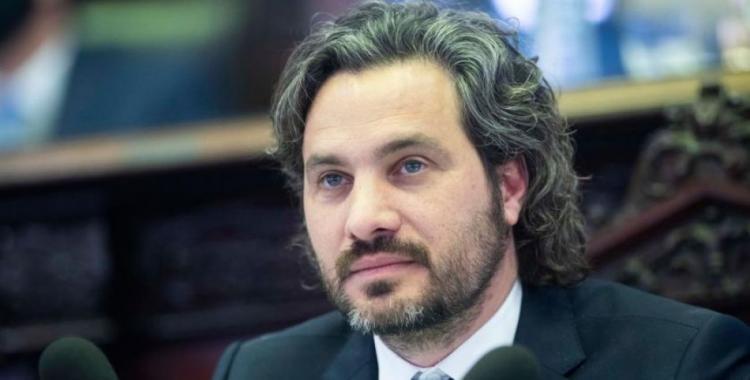 Santiago Cafiero busca reconstruir la relación política entre Alberto Fernández y Jair Bolsonaro   El Diario 24