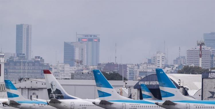 El gobierno anunció la eliminación de los cupos para vuelos exteriores   El Diario 24