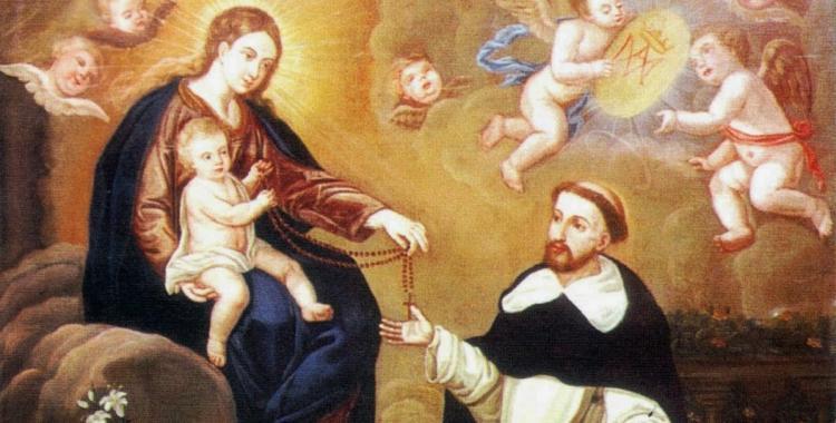 Por qué el 7 de octubre es el Día de la Virgen del Rosario   El Diario 24