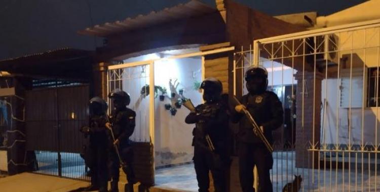 Fuga de Roberto Rejas: fuerte operativo y más de 20 allanamientos | El Diario 24
