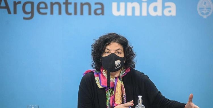 Carla Vizzotti, sobre la pandemia: Estamos en una situación epidemiológica muy favorable   El Diario 24