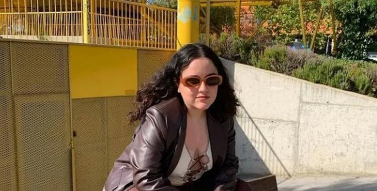 Ofelia Fernández viajó a España y fue blanco de críticas en las redes por el look que eligió   El Diario 24