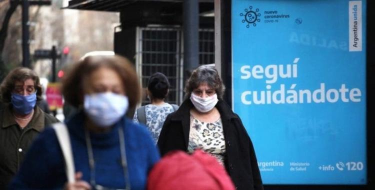 Covid-19 en Argentina: 18 muertos y 416 nuevos casos en las últimas 24 horas   El Diario 24