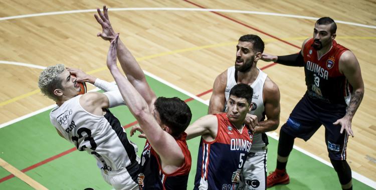 Quimsa vs Olímpico se enfrentan en otro clásico vibrante: Horario y cómo ver el partido   El Diario 24