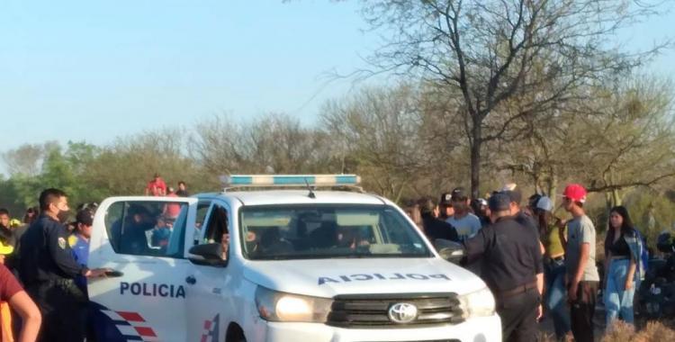 Una niña de 6 años fue atropellada por una moto que corría una picada | El Diario 24