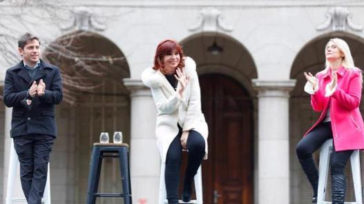 Cristina Kirchner reapareció en un acto con un tajante pedido a la oposición   El Diario 24