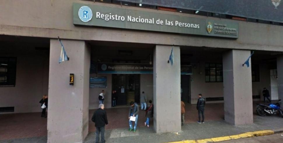Argentina Registro Nacional Buscador De Personas