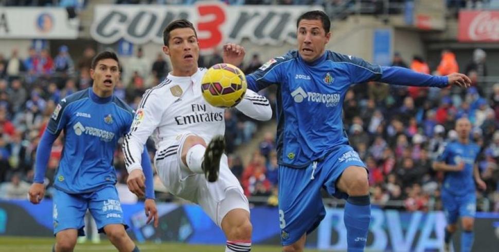 DirecTV transmite en vivo Getafe vs Real Madrid por la Liga BBVA 2015/16