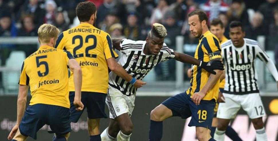 Hellas Verona vs Juventus