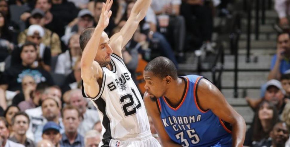 ESPN transmite en vivo Oklahoma City Thunder vs San ...