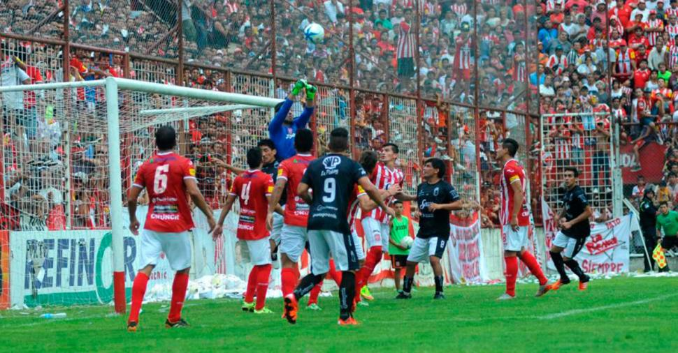 TyC Sports transmitirá San Martín pero solo por Internet ...