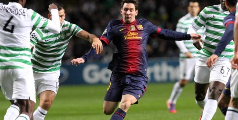 El Barça del Messi