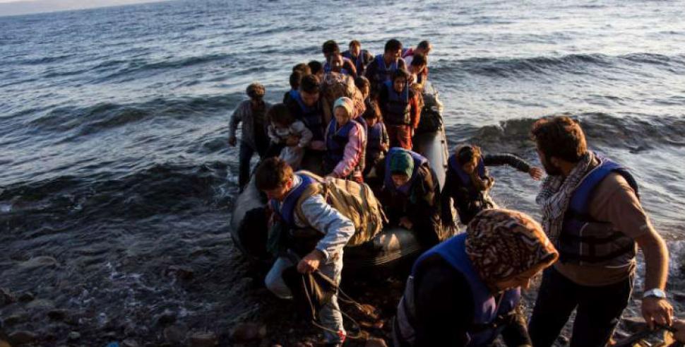 Resultado de imagen de Más de 8.300 migrantes han sido rescatados en el Mediterráneo