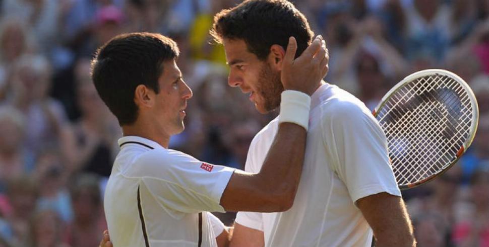 Argentino del Potro sorprende a Djokovic y lo elimina de Río 2016