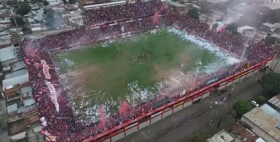 Resultado de imagen para estadio la ciudadela lleno