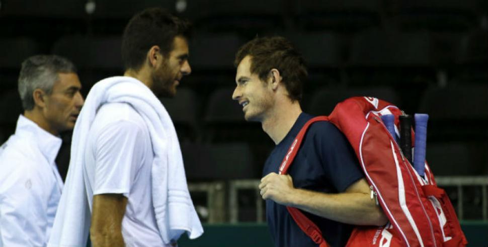 Copa Davis: Gran Bretaña empató la serie ante Argentina
