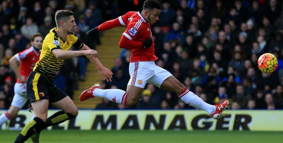 Watford sorprende al United de Mou